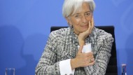 Lagarde will sich nicht festlegen