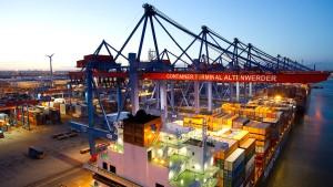Deutschland exportiert mehr