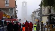 Diese Bilder zeigen das Ausmaß der Zerstörung
