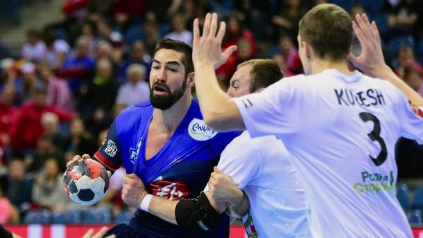 Klare Siege für Frankreich und Kroatien