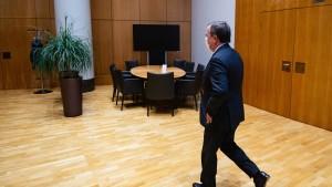 Laschet hat Ministerpräsidentenamt niedergelegt