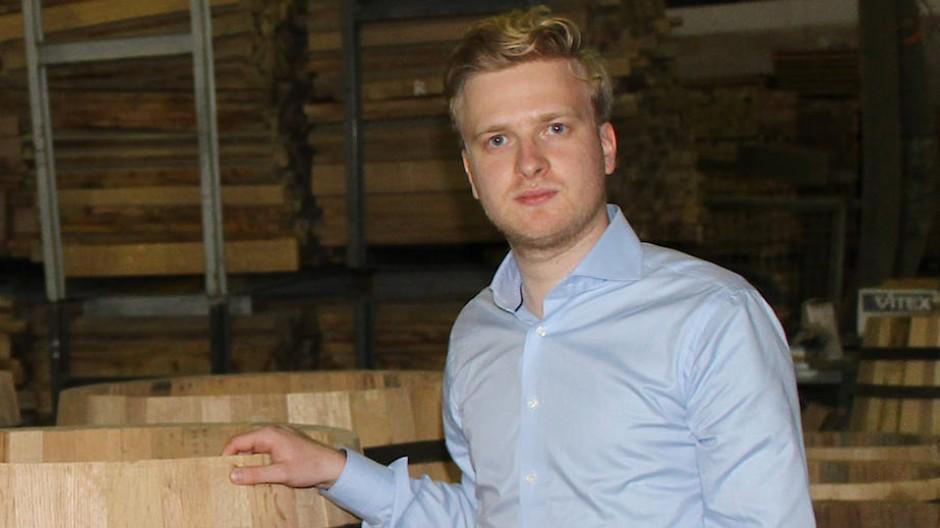 Stephan Ehmke ist Weinhändler aus Bremen.