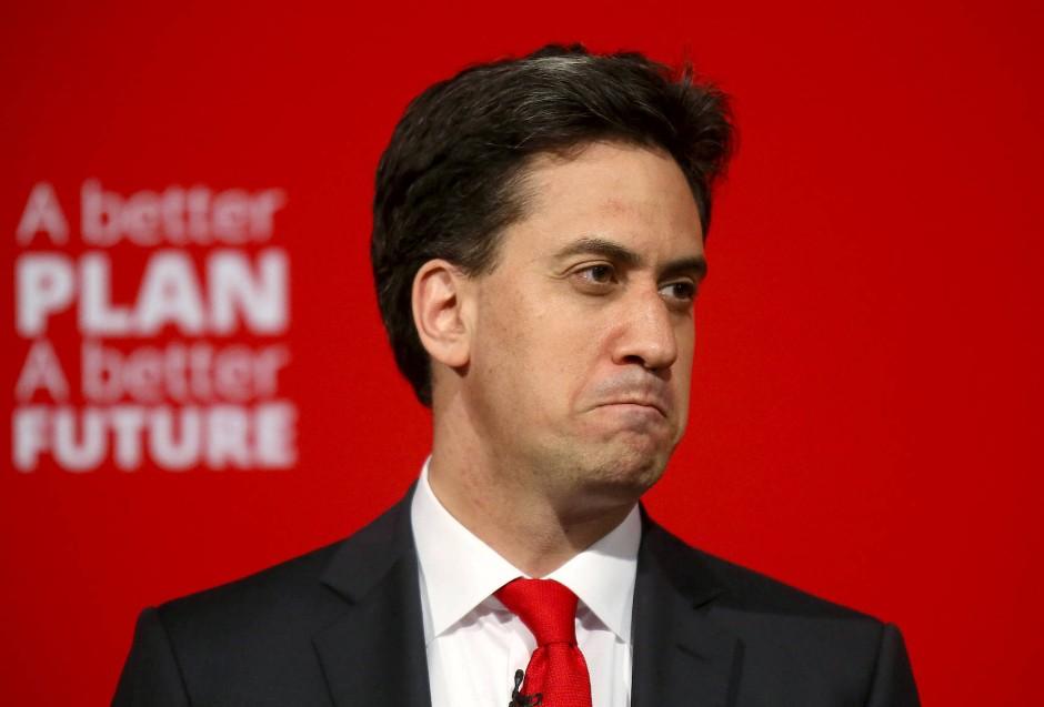 Der ehemalige Labour-Chef Ed Miliband unterstützt die May-Gegner in den Reihen der Tories: Es gebe kein Wählermandat für einen harten Brexit.