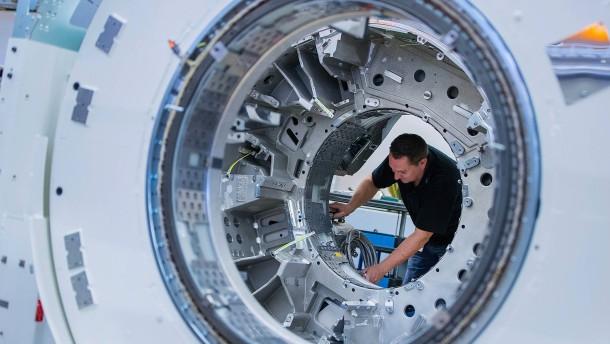 Siemens bereitet seine Perle für die Börse vor