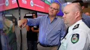 Morrison entschuldigt sich für Urlaubstrip