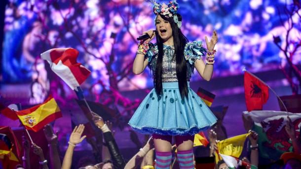 Sprachforscher werben für deutschsprachiges Lied