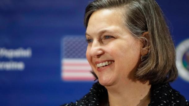 Deutsche Rückendeckung für abgehörte Diplomatin