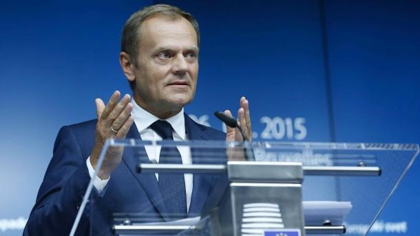 """""""Die aktuelle Krise hat gezeigt, dass die Währungsunion funktioniert"""""""