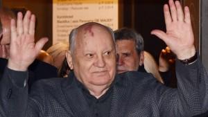 Gorbatschow lobt Deutschland