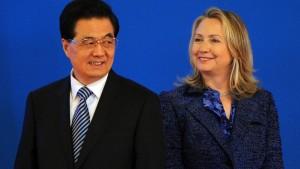 Chen Guangsheng will mit Hillary Clinton ausreisen