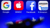 Der Justizausschuss des amerikanischen Kongresses verlangt interne Dokumente von den Tech-Konzernen.