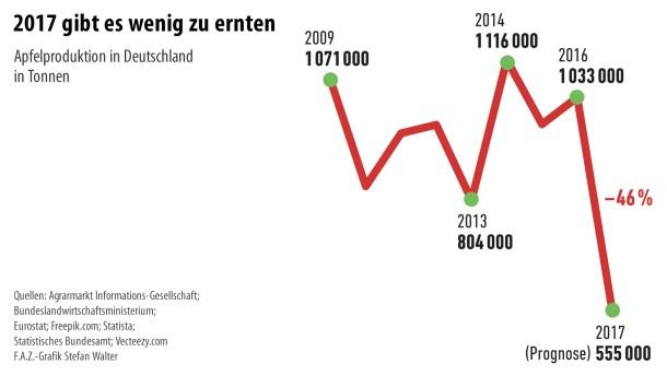Infografik / Äpfel 6