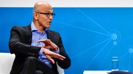 Microsoft ist jetzt 1.000.000.000.000 Dollar wert