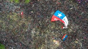 Mehr als eine Million Menschen protestieren
