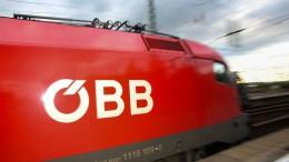Züge aus Italien am Brenner angehalten