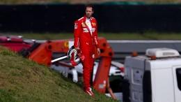 Ferrari flucht