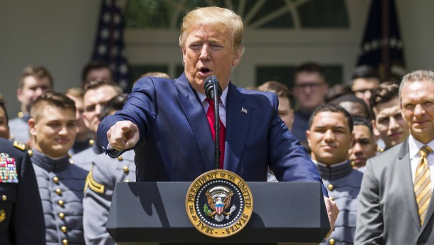 Schützt nur das Präsidentenamt Trump vor einer Anklage?
