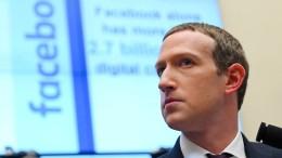 Facebook will nun doch mehr gegen Hass und Falschmeldungen tun