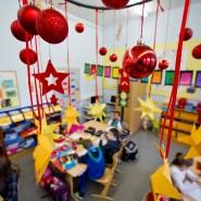 Einstimmen auf Weihnachten im Klassenzimmer: Angesichts des Lockdowns wurden anstehende Schularbeiten auf das kommende Jahr verschoben.