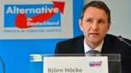 Es ist nicht das erste Mal, dass Björn Höcke Nazivergleiche zieht.
