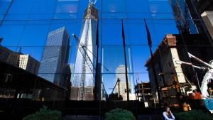 Amerika gedenkt der Opfer des elften September