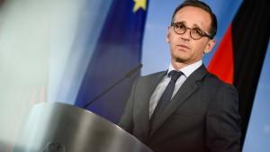 Maas: Handel mit Iran soll möglich bleiben