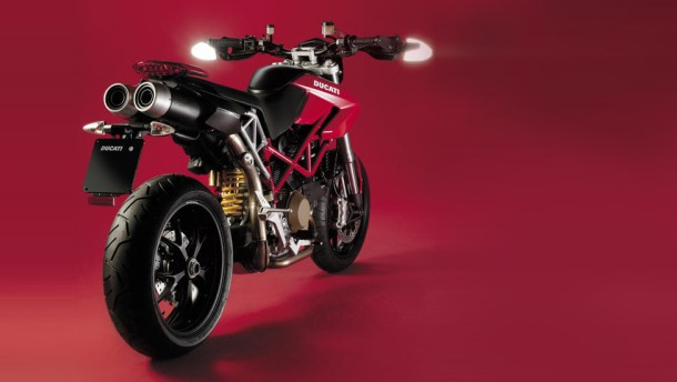 Ducati vor rot