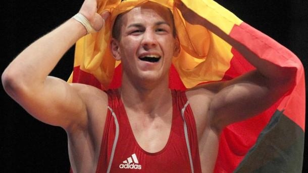 Frank Stäbler gewinnt erste WM-Medaille seit 1999