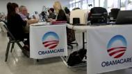 Obamacare könnte kippen