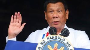 Philippinischer Präsident schockiert mit Missbrauchs-Anekdote