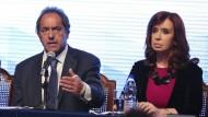 Argentinien entscheidet über Präsidenten in Stichwahl