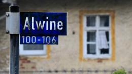 Alwine wechselt den Besitzer