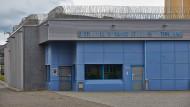 Ausgebüchst: In diesem Gefängnis in Diez ist der geflohene Mörder eigentlich eingesperrt.