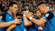 Hoffenheim nimmt Kurs auf Champions League