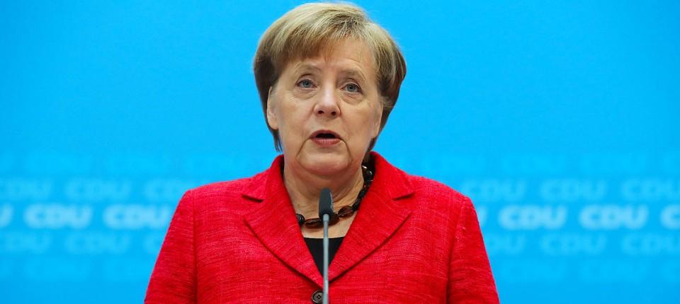 Geschlechtsneutrale Sprache Angela Merkel Will Nationalhymne Nicht