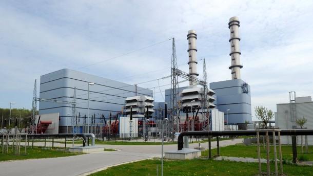 Bayerns modernstes Gaskraftwerk steht vor dem Aus