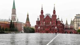 Russland beginnt mit größeren Lockerungen