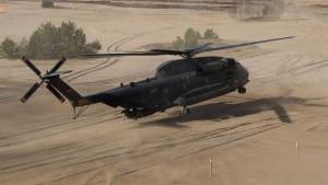 Zwei deutsche Hubschrauber in Afghanistan beschossen