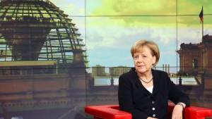 Merkel: Entscheidung fällt spätestens am Sonntag