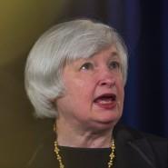 Janet Yellen, die Vorsitzende der Fed