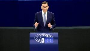 Folgt nun der Showdown im Europäischen Rat?