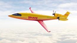 Post setzt auf Elektroflugzeuge