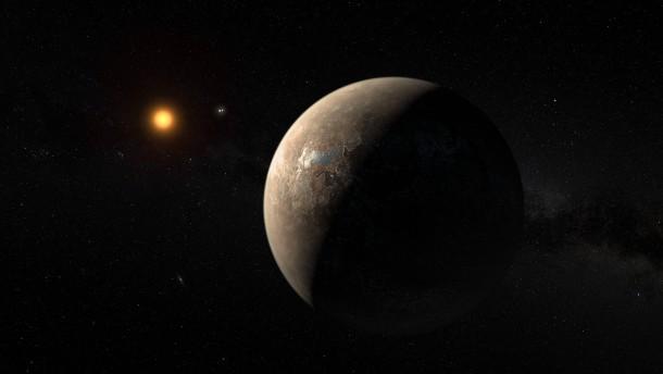 Post von Proxima Centauri?