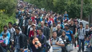 """Klöckner will """"Koalition der Willigen"""" für Grenzschließungen"""
