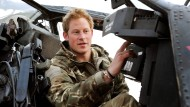 Prinz Harry verlässt britische Armee