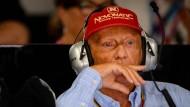 Niki Lauda: Wir müssen darauf achten, dass es nicht zu Pannen kommt