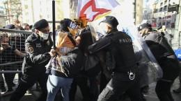 Mehr als 200 Festnahmen am Tag der Arbeit in Istanbul