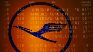 Lufthansas Nagelprobe