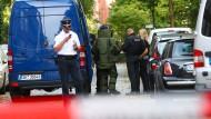 Polizei nimmt Marzipan-Erpresser fest