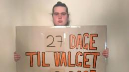 Teenager aus Dänemark tritt fürs Klima in den Hungerstreik